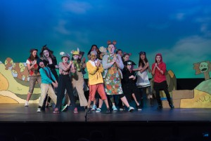 Shrek the Musical Jr