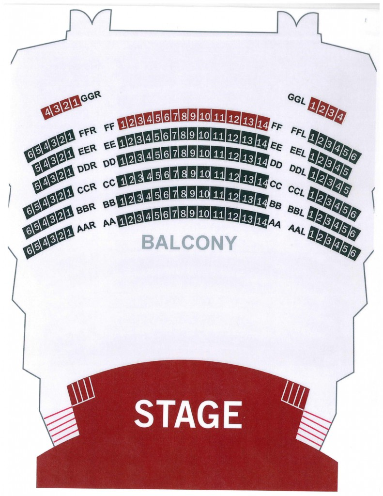 Black Box Stage Diagram Black Box Theater Would Need To Be Larger To